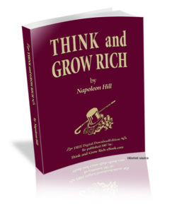 Think and Grow Rick Book