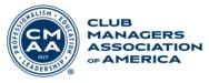 Club Managers Association of America Logo