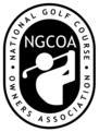 National Golf Course Association Logo