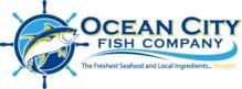 Ocean City Fish Company Logo